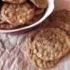 Cowboy Oatmeal Cookies Recipe - It's a great cookie, one of the kids' favorites. This doesn't call for nuts, but I sometimes add about 1/2 cup of chopped walnuts or pecans.