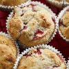 White Chocolate Raspberry Muffins Recipe - Muffins made with white chocolate chips, fresh raspberries, and a hint of lemon zest are an easy and tasty breakfast treat or anytime snack with a gourmet twist.