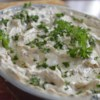 French Onion Dip From Scratch Recipe - This creamy and rich dip is a hit at any party. Fresh onions cook down to give this dip the sweetest flavor, far superior to any powdered soup mix French onion dip.