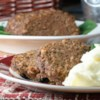 Coco's Meatloaf Recipe and Video - Bake up this meatloaf topped with ketchup for a meal that will please the whole family.