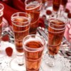 Nectar of the Gods - A Champagne Beverage Recipe - Champagne is stirred with raspberry-flavored liqueur and agave nectar creating such a lovely cocktail it has been named 'nectar of the gods'.