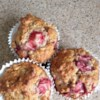 Strawberry Cinnamon Oatmeal Muffins Recipe - Start your day with these delightful, flavorful strawberry muffins!