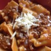 Lasagna Helper Recipe - Every package of lasagna contains a broken noodle or two. Don't toss them out. Save them for this budget and family pleasing ground beef skillet. Top with cheese if you like, but you don't really need to.