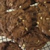 Cake Mix Cookies VIII Recipe and Video - Super chocolaty cookies made with a chocolate cake mix and chocolate chips.