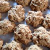 Carrot Cookies II Recipe - These cinnamon-accented cookies with carrots and orange zest are delicious.
