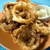 Grandma's Onion Rings (Southern Style) Recipe - This is a very delicate onion ring. My Grandmother's recipe. I have never found any to compare to hers.