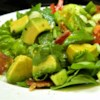 Bacon Avocado Salad Recipe - Enjoy this bacon avocado summer with cherry tomatoes during the hot summer months for a refreshing treat.