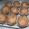 Pumpkin Spice Coffee Muffins Recipe - Pumpkin spice muffins get amped up thanks to coffee added to the batter for a pick-me-up at breakfast or afternoon snack.
