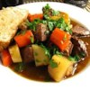 Irish-Style Lamb Stew Recipe - Authentic Irish-style stew made with lamb, potatoes and carrots.