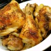 Roasted Chicken Rub Recipe - This simple herb and spice blend with paprika, garlic powder, thyme, rosemary, and sage is the perfect rub for a roast chicken.