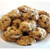 WWII Oatmeal Molasses Cookies Recipe - A bite of history, these yummy oatmeal cookies use molasses instead of brown sugar, which was a rationed ingredient during World War II.