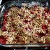 Cranberry Glop Recipe - My family fights over this great Thanksgiving side dish that was first brought to our table by my Aunt Joan more than ten years ago.  It's the only thing I've found that will convert even the most die-hard canned cranberry eater to a fresh berry advocate.