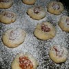Apricot Cookies Recipe - These cookies have a great tart and sweet taste. These are not just a Christmas cookie, but they get asked for every year! You can substitute cranberry sauce for apricot preserve, or try doing half apricot and half cranberry, yum!