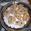 Holiday Fruit Drops Recipe - Fruity sweet and nutty drop cookies.