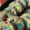 Candy-Coated Milk Chocolate Pieces Cookies I Recipe - I use this recipe all the time with the regular candy-coated milk chocolate pieces and it is very good.