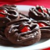 Chocolate Covered Cherry Cookies II Recipe - Chocolate-covered cherries in cookie form taste as good as they sound!