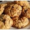 Peanut Butter Cookies IX Recipe - I've always loved the combination of peanut butter and chocolate, so this cookie is a hit with me.  Everyone who tries them wants the recipe.