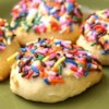 Ricotta Cookies III Recipe - Light and fluffy ricotta cookies frosted with lemon icing.