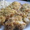 Yogurt Chicken Recipe -  Dunking chicken in a lemon and yogurt mixture before breading it makes for juicy meat with a crunchy coating.  An easy dish to prepare, with a tender outcome.