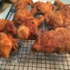 Crispy Fried Chicken Recipe and Video - An excellent recipe for technique as much as anything, as the few coating ingredients of buttermilk, flour and paprika are not difficult to combine!
