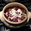 Roasted Beets with Feta Recipe - This colorful and elegant side dish is so easy to make. I love making this with beets and shallots straight from our local farmers' market. Green onions or chives may be substituted for the shallot if you prefer.