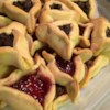 Easy Hamantaschen Recipe - A favorite treat for the Purim holiday!  It has always worked better for me if I cover the dough  and refrigerate overnight.