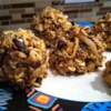 Easy Energy Balls Recipe - Get your friends and family hooked on these energy balls made with oats, honey, peanut butter, flax seeds, chocolate chips, and coconut.
