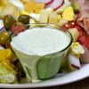 Chef John's Ranch Dressing Recipe and Video - Ranch dressing is quick and easy to make at home. Just combine mayonnaise, sour cream, buttermilk, and herbs for a thick and creamy salad topping.