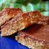 Sweet Marie Bars Recipe - This easy recipe makes very rich and sweet bar cookie made with peanut butter and breakfast cereal.