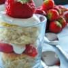 Gluten-Free Strawberry Shortcake Recipe - Now you can make delicious strawberry shortcake gluten-free!