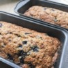 Blueberry Zucchini Bread Recipe and Video - Blueberries and zucchini baked up into delicious little summertime bread loaves!
