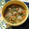 California Italian Wedding Soup Recipe - This is my variation of a standard recipe. I like fresh basil and a little lemon rind, so those are basically my only changes. This is a quick and easy soup with flavors that impress all.