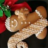 Eileen's Spicy Gingerbread Men Recipe - Spicy gingerbread men.  This is the only recipe we have ever used.