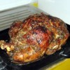 Rosemary Roasted Turkey Recipe and Video - This recipe makes your turkey moist and full of flavor. You can also use this recipe for Cornish game hens, chicken breasts, or roasting chicken. The size of the turkey you select should depend wholly on the amount of guests you are cooking for. Originally submitted to ThanksgivingRecipe.com.