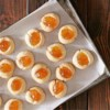 Jam Filled Thumbprint Cookies Recipe - Highlight your favorite fruits with these tasty thumbprint cookies.
