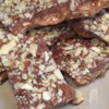 Almond Buttercrunch Recipe - Just break this candy into pieces and enjoy. Everyone who has tried it loves it and I hope you do too - HAPPY HOLIDAYS!