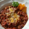 Sharon's Awesome Chicago Chili Recipe - Every time I make this chili, people beg for the recipe. My husband wants this made at least once a month. It is delicious topped with shredded Cheddar cheese and sour cream.