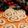Date Nut Pinwheel Cookies I Recipe - This recipe makes rolled cookies with a date-filled center.