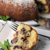 Blueberry Sour Cream Coffee Cake Recipe and Video - One really delicious and really unhealthy Sunday coffee cake. I have no idea where I got this recipe from but it was about thirty years ago and has been a family favorite since. The bake time is a bit longer if you're using frozen berries.
