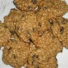 Easy Oatmeal Cookies Recipe - This recipe adds walnuts to a traditional oatmeal cookie for a  great variation on an old favorite.