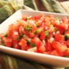 Pico De Gallo Recipe and Video - Pico de gallo, made with fresh tomato, onion, and jalapeno, is perfect for serving with your favorite Mexican dishes.