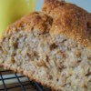 Whole Wheat Beer Bread Recipe - A hearty quick bread that's great with soup or chili and makes excellent toast. Flavor of bread will change, depending on type of beer used.