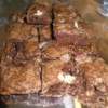White Russian Brownies Recipe - A little sinful. A treat for the 'big kids'.  An Excellent brownie for special occasions.