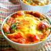 Quick Quiche Recipe and Video - When you don't have time to make a pastry crust, try this quick crustless version. You may add any other goodies you like, such as ham, chicken, crab, shrimp or broccoli.