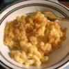 Easy Pleasy Mac N Cheesy -  US Navy Style Recipe - This recipe hearkens back to the thick, mild, creamy macaroni and cheese served on board the Navy ship USS Enterprise.