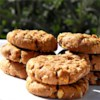 Peanut Butter Oatmeal Cookies Recipe - This cookie recipe combines peanut butter and oatmeal into one quick and easy cookie.