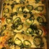 Jalapeno Cream Cheese Chicken Enchiladas Recipe - Your family will love this dish of creamy chicken breast meat and green chili enchiladas baked with cheese.