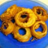 Best Ever Onion Rings Recipe - Sprinkle a little onion salt into the batter to make these extra-tasty, easy onion rings.