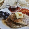 Best Buckwheat Pancakes Recipe - Pancakes just taste better made from scratch, and these are no exception. A mixture of white and buckwheat flour and buttermilk add a special taste and texture. They puff and brown beautifully. Best we 've tasted.