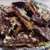 Popularity Cookies Recipe - I call these popularity cookies because when I make them and take them to work, they make me popular!  You can make these with club crackers, too.